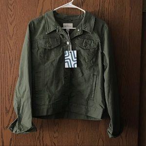 Market & Spruce Jackets & Coats - Market and spruce denim jacket